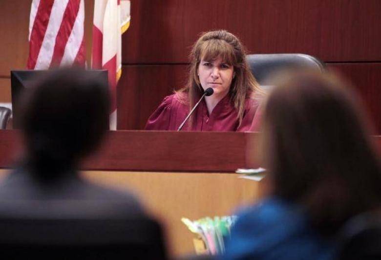 Judge Jacqueline Schwartz