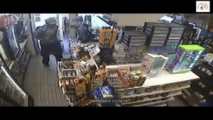 GAS STATION ARMED ROBBERY Oakland Park Suspect