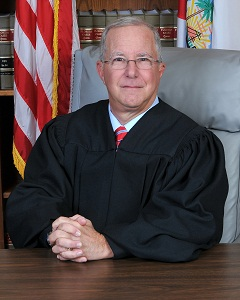 Judge Paul Backman