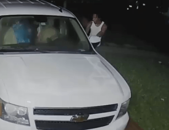 DETECTIVES RELEASE VIDEO OF YOUNG CAR BURGLARS Suspect Burglary