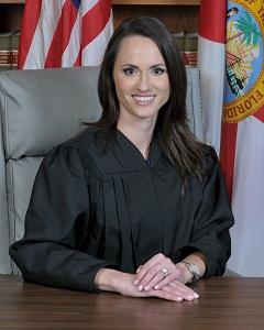 Murder Suspect Released From Jail by Mistake Judge Elizabeth Scherer