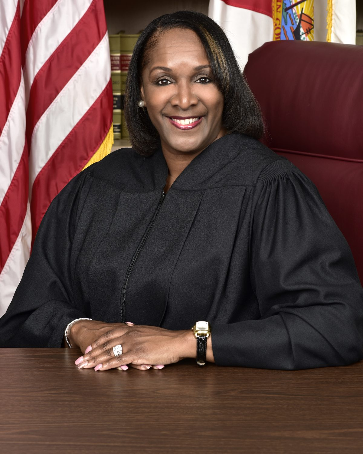 Here We Go Again Another Broward Judge in Trouble Judge Gina Hawkins