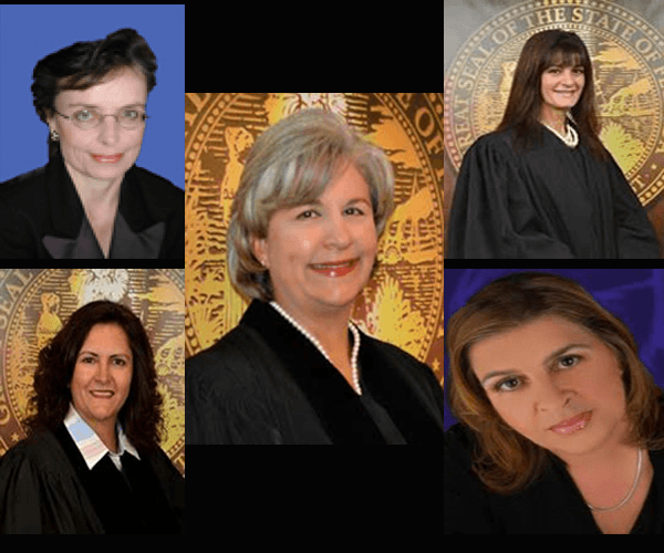 5 Miami Judges Disciplined By JQC